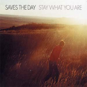 Saves_the_Day_-_Stay_What_You_Are_cover
